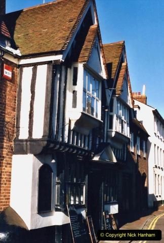 2001 Miscellaneous. (41) Poole Quay and area, Poole, Dorset. 041