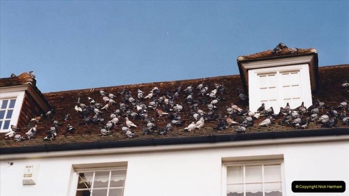 2001 Miscellaneous. (42) Poole Quay and area, Poole, Dorset. 042
