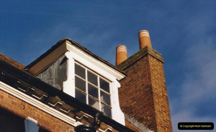 2001 Miscellaneous. (46) Poole Quay and area, Poole, Dorset. 046
