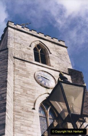 2001 Miscellaneous. (49) Poole Quay and area, Poole, Dorset. 049