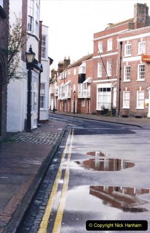 2001 Miscellaneous. (52) Poole Quay and area, Poole, Dorset. 052