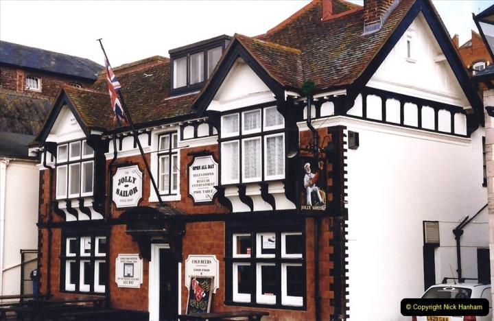 2001 Miscellaneous. (53) Poole Quay and area, Poole, Dorset. 053