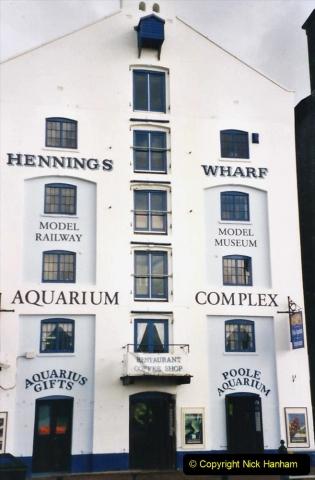 2001 Miscellaneous. (55) Poole Quay and area, Poole, Dorset. 055