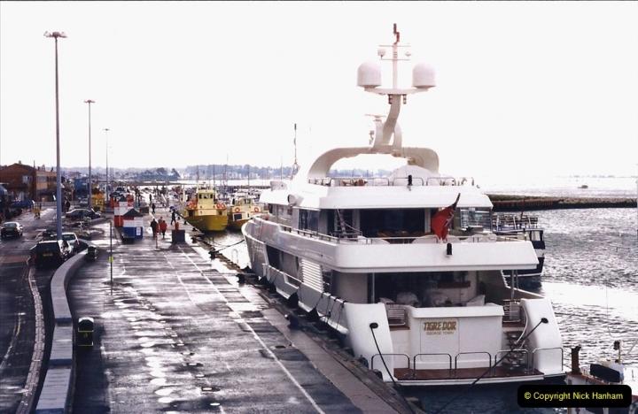 2001 Miscellaneous. (56) Poole Quay and area, Poole, Dorset. 056