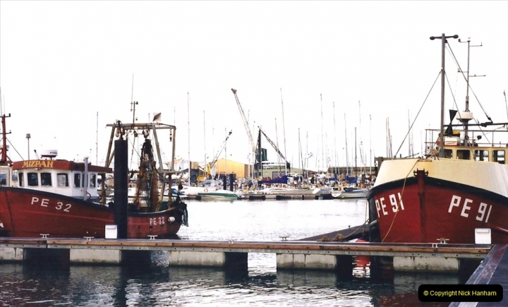 2001 Miscellaneous. (57) Poole Quay and area, Poole, Dorset. 057