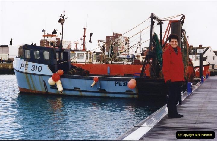 2001 Miscellaneous. (58) Poole Quay and area, Poole, Dorset. 058