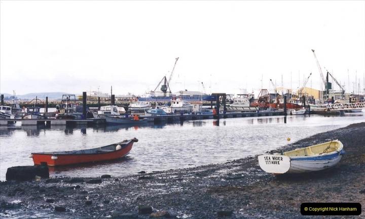 2001 Miscellaneous. (60) Poole Quay and area, Poole, Dorset. 060