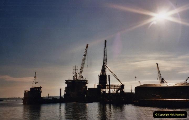 2001 Miscellaneous. (62) Poole Harbour, Poole, Dorset. 062