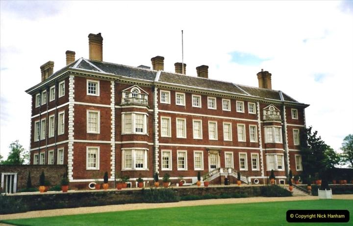 2001 Miscellaneous. (65) Ham House, Richmond, Surrey. 065