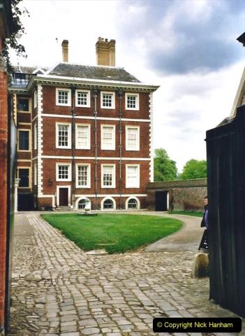 2001 Miscellaneous. (66) Ham House, Richmond, Surrey. 066