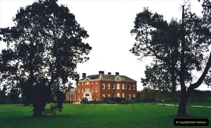 2001 Miscellaneous. (72) Hatchlands Park, Guildford, Surrey. 072