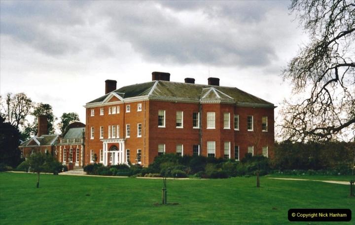 2001 Miscellaneous. (73) Hatchlands Park, Guildford, Surrey. 073