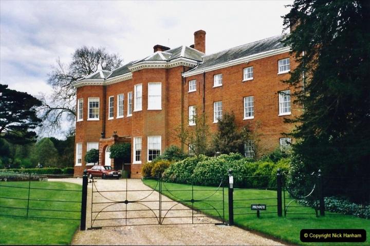 2001 Miscellaneous. (74) Hatchlands Park, Guildford, Surrey. 074