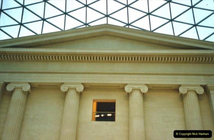 2001 Miscellaneous. (8) London The British Museum.  008