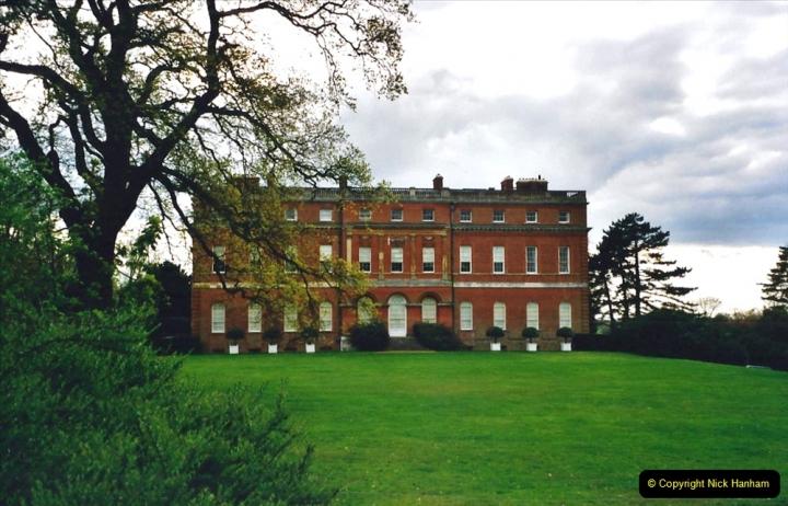 2001 Miscellaneous. (81) Hatchlands Park, Guildford, Surrey.081