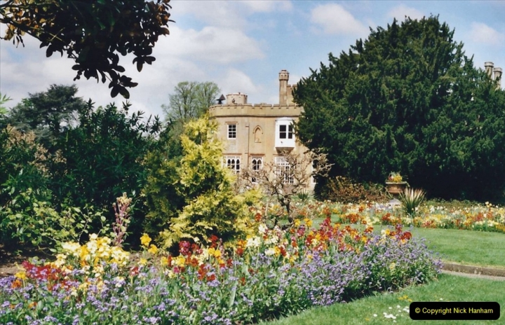 2001 Miscellaneous. (86) Clandon Park, Guildford, Surrey. 086
