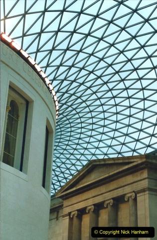 2001 Miscellaneous. (9) London The British Museum.  009