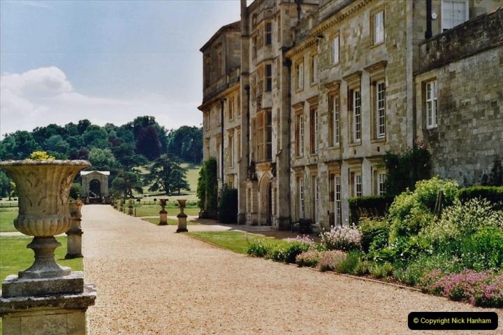 2001 Miscellaneous. (93) Wilton House, Wilton, Wiltshire. 093