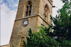 2001 Miscellaneous. (107) Hardingstone Church, Hardingstone, Northamptonshire. 107