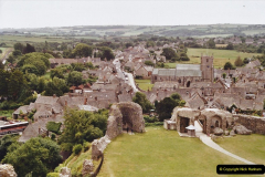 2001 Miscellaneous. (117) Corfe Castle,Dorset. 117