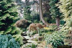 2001 Miscellaneous. (168) Compton Acres Gardens, Poole, Dorset. 168