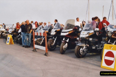 2001 Miscellaneous. (178) Tuesday nights is Bikers Night on Poole Quay, Poole, Dorset. 178