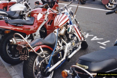 2001 Miscellaneous. (180) Tuesday nights is Bikers Night on Poole Quay, Poole, Dorset. 180