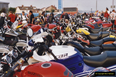 2001 Miscellaneous. (192) Tuesday nights is Bikers Night on Poole Quay, Poole, Dorset. 192