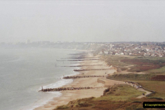 2001 Miscellaneous. (232) Hengistbury Head, Bournemouth, Dorset. 232