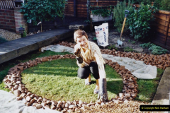 2001 Miscellaneous. (250) Back Garden Improvements. 251