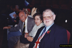 2001 Miscellaneous. (286) James Last concert at the Rpyal Albert Hall, London. 287