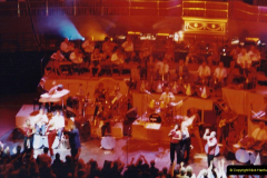 2001 Miscellaneous. (287) James Last concert at the Rpyal Albert Hall, London. 288