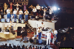2001 Miscellaneous. (289) James Last concert at the Rpyal Albert Hall, London. 290