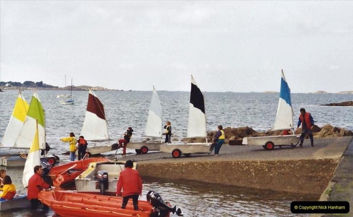 2001 September in France. (14) Carantec. 14