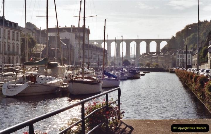 2001 September in France. (34) Morlaix. 34