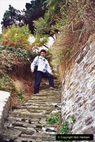 2001 September in France. (44) Carantec. 44