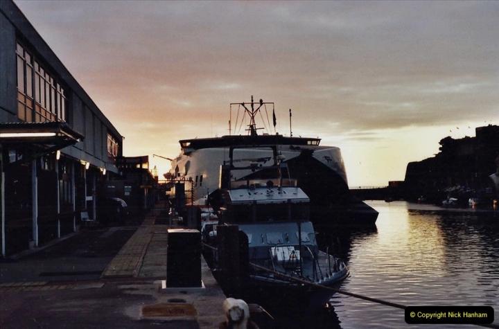 2001 September. Short visit to Guernsey. (1)01