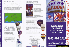 Retrospective 2002 - Balloon Flight over Dorset