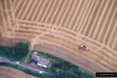 2002 August 19 Balloon Flight over Dorset by your Hosy and Wife. (16) 16