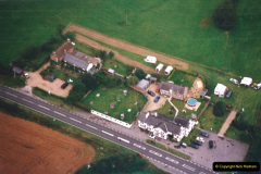 2002 August 19 Balloon Flight over Dorset by your Hosy and Wife. (24) 24