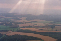 2002 August 19 Balloon Flight over Dorset by your Hosy and Wife. (28) 28