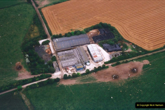 2002 August 19 Balloon Flight over Dorset by your Hosy and Wife. (30) 30