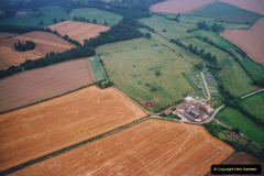 2002 August 19 Balloon Flight over Dorset by your Hosy and Wife. (32) 32