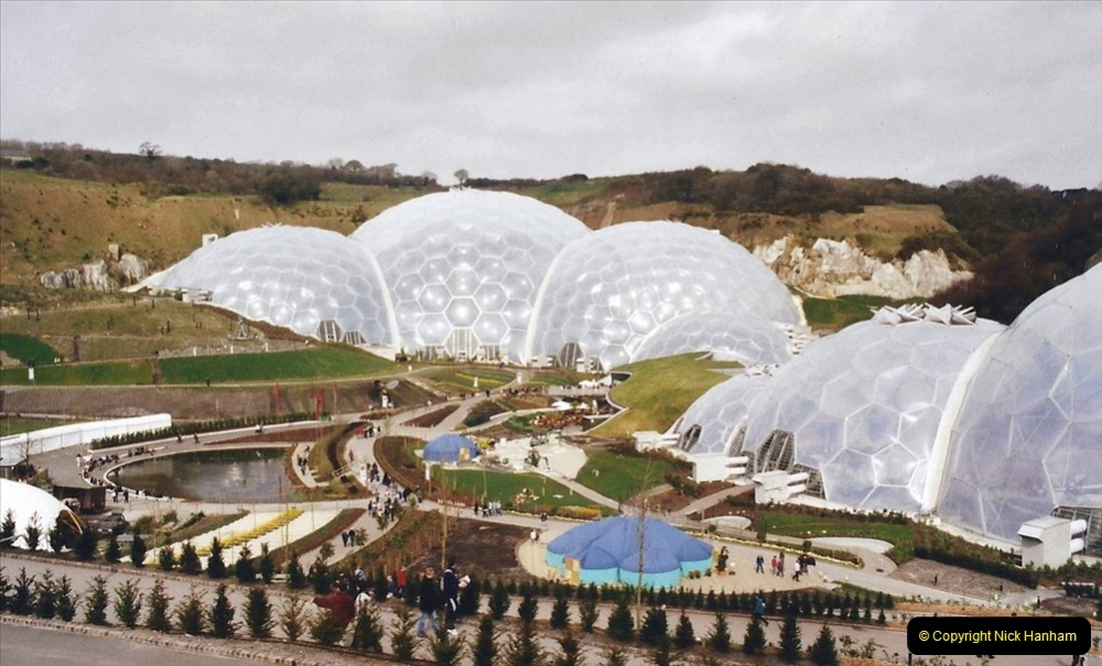 2002 March Cornwall and The Eden Project. (19) Bodelve, Cornwall. 19