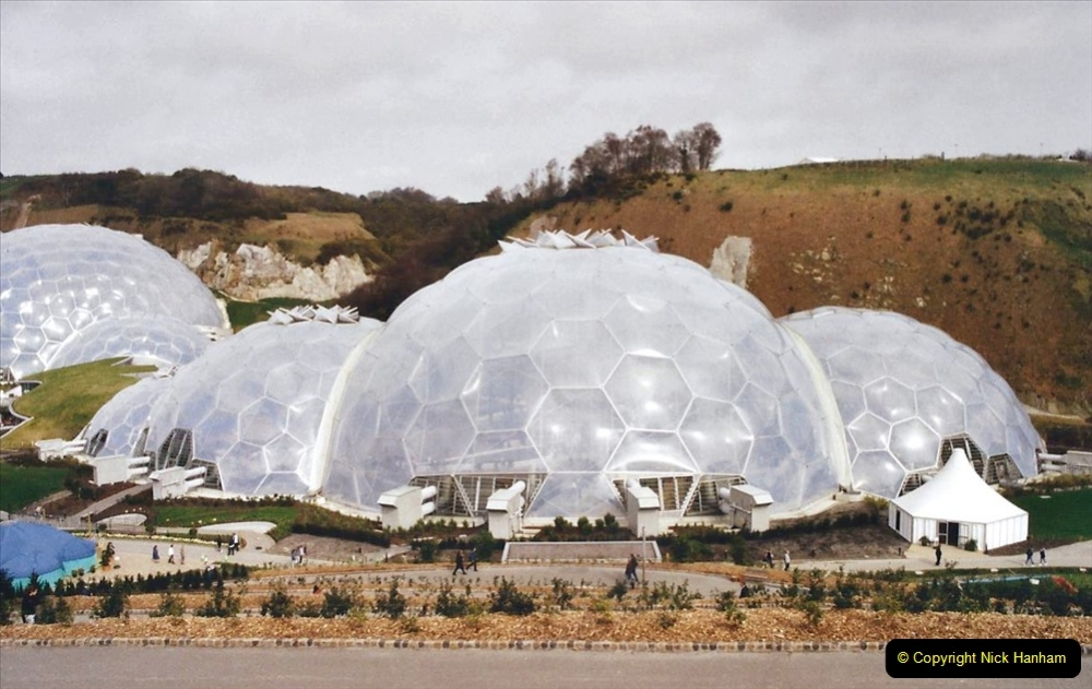 2002 March Cornwall and The Eden Project. (20) Bodelve, Cornwall. 20