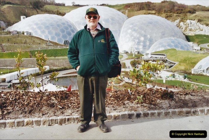 2002 March Cornwall and The Eden Project. (60) Bodelve, Cornwall. 60