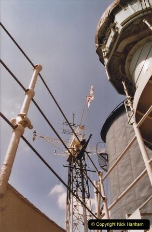 2002 July - London. (24) HMS Belfast. 24