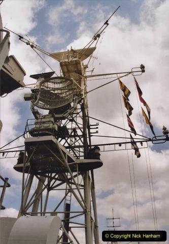 2002 July - London. (36) HMS Belfast. 36