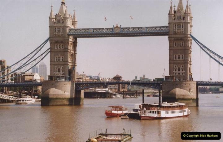 2002 July - London. (51) Tower Bridge. 51
