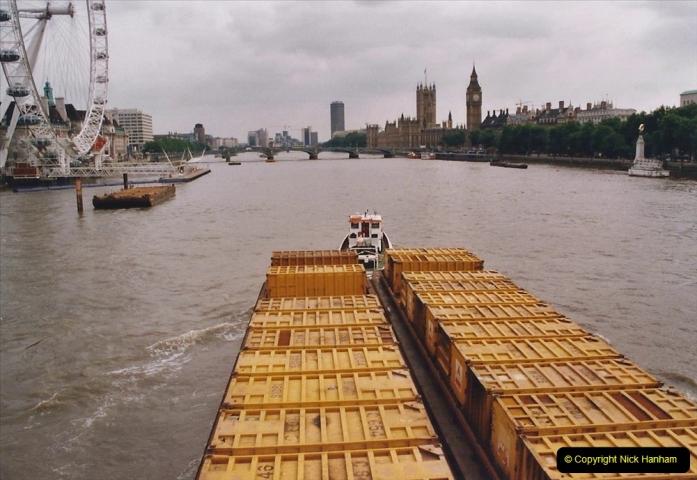 2002 July - London. (56) The London Eye. 56